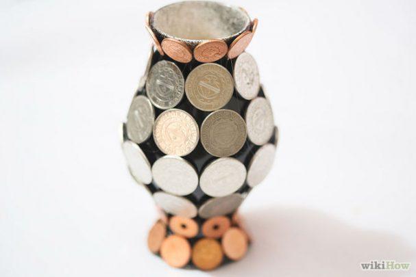 cách làm bình hoa đồng tiền