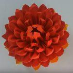 Hướng dẫn cách làm hoa sen bằng giấy cực đơn giản