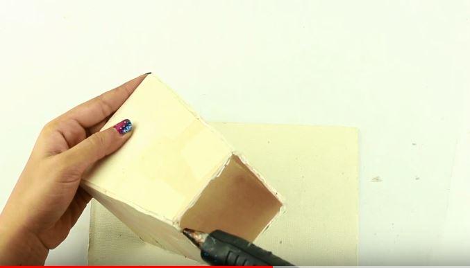 Cách làm chậu hoa bằng gỗ phế liệu
