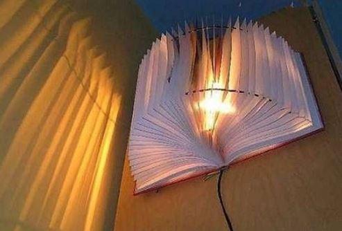 cách làm đèn treo bằng sổ tay