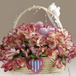 Hướng dẫn làm giỏ đựng hoa bằng dây thừng