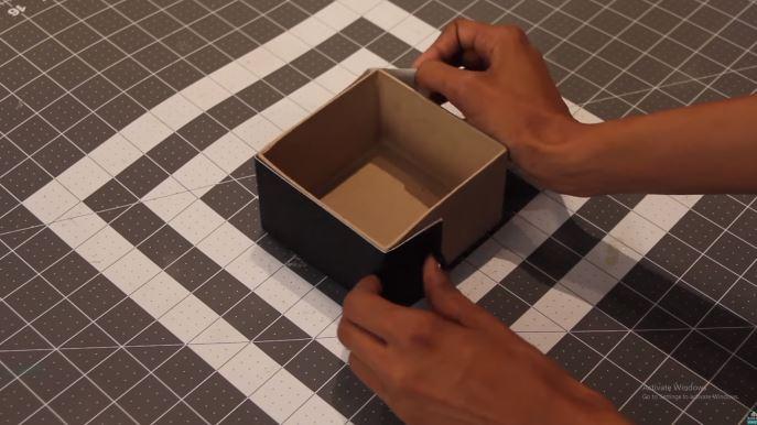 cách làm hộp quà độc đáo ngày tốt nghiệp