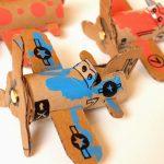 Cách làm máy bay bằng giấy cực đơn giản