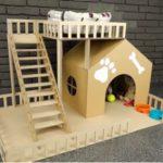 Hướng dẫn làm nhà mini cho thú cưng dễ thương