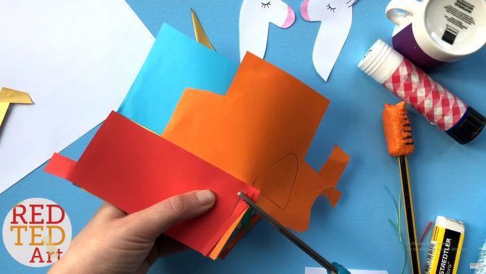 cách làm thiệp 3d bằng giấy