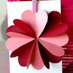 Cách làm thiệp hình trái tim bằng giấy tặng người yêu