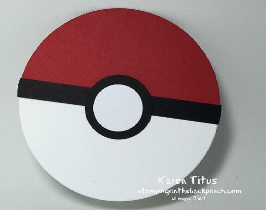 cách làm thiệp pokemon và pikachu