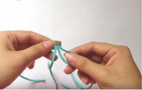 cách làm vòng tay handmade xinh xắn