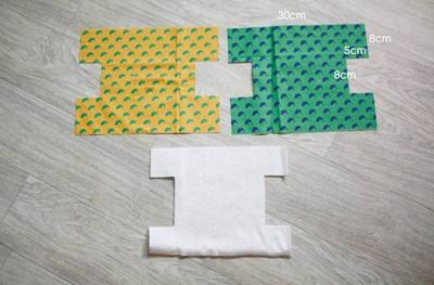 cách may khay đựng đồ bằng vải