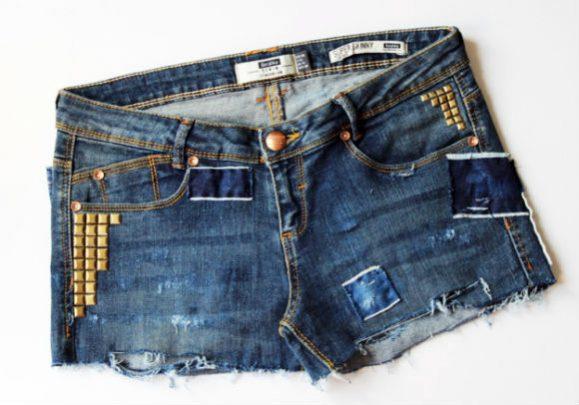 cách tự làm quần short
