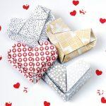 Hướng dẫn gấp hình trái tim origami