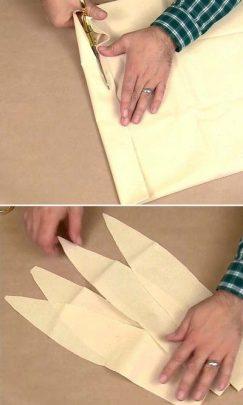 cách làm chậu cây lá xanh trang trí nhà