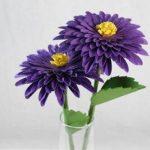 Hướng dẫn làm hoa thước dược bằng giấy
