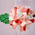 Hướng dẫn làm hoa vải sử dụng đa năng