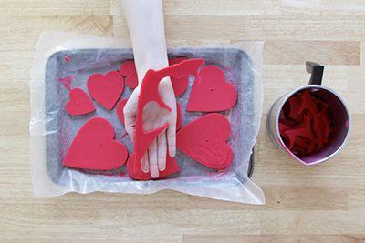 cách làm nến thơm tình yêu