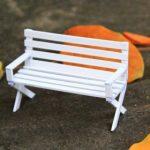 Hướng dẫn làm ghế mini từ giấy bìa