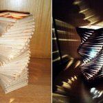 Cách làm đèn trang trí phòng từ que kem gỗ