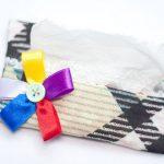 Cách làm túi vải đựng khăn giấy cho mùa hè