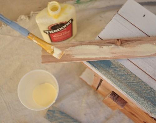 làm chậu cây bằng gỗ