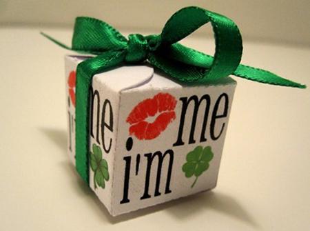 làm hộp quà xinh xắn