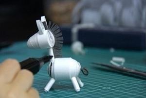 cách làm khóa móc ngựa