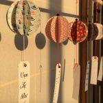 Hướng dẫn làm quả cầu giấy phong cách Nhật Bản