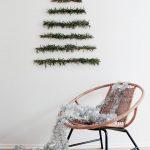Hướng dẫn làm cây thông Noel từ que kem gỗ