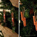 Hướng dẫn làm chú tuần lộc từ kẹp gỗ trang trí Noel