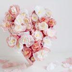 Cách làm quà tặng bạn gái bằng hoa giấy