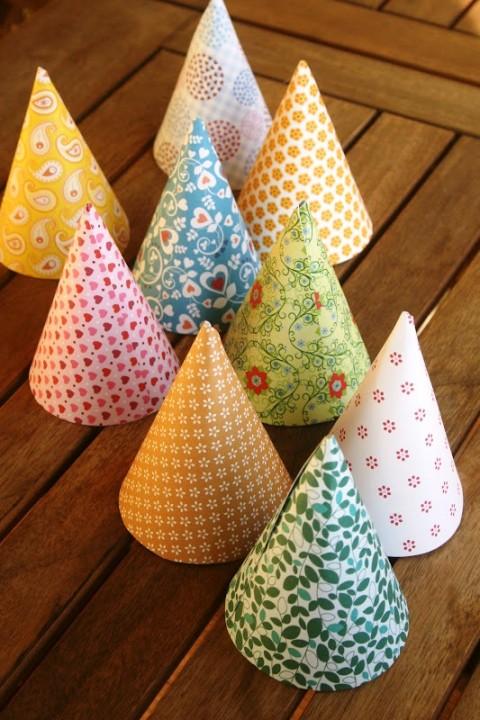 làm chuông gió bằng giấy vệ sinh