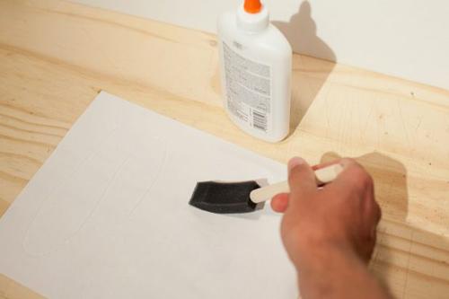 cách làm tranh gỗ đẹp
