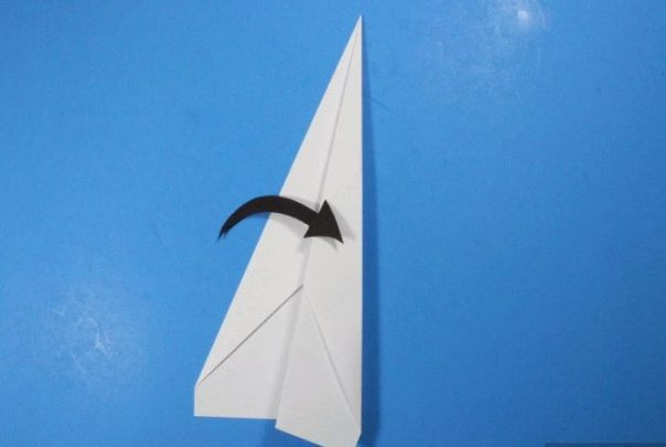 cách gấp máy bay giấy