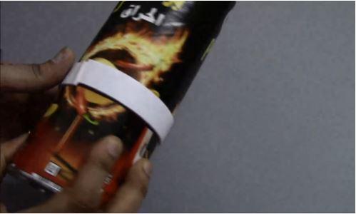 cách làm bình hoa từ ống giấy
