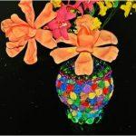 Hướng dẫn cách làm bình hoa độc đáo từ vỏ dừa