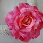 Hướng dẫn làm bông hoa xinh đẹp bằng keo nến