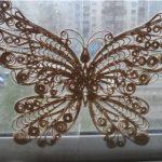 Hướng dẫn làm cánh bướm đơn giản từ dây thừng