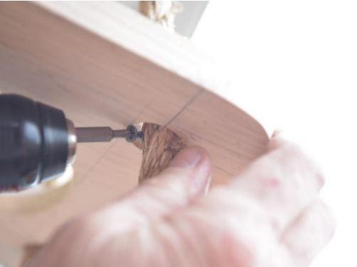 cách làm chậu cây treo từ dây thừng