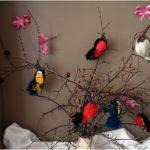 Hướng dẫn làm chú chim đơn giản từ dây len