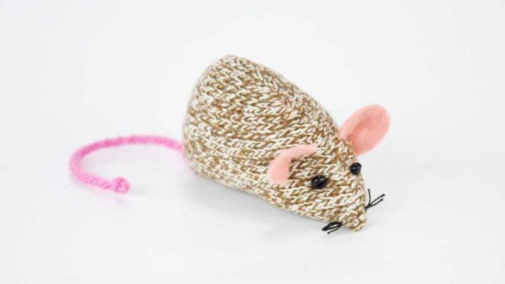cách làm chú chuột nhồi bông