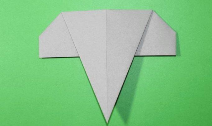 cách làm con voi origami
