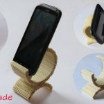 Hướng dẫn làm đế để điện thoại độc đáo từ tăm tre