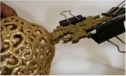 cách làm đèn cây cổ điển