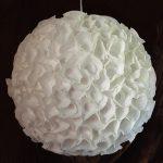 Hướng dẫn làm đèn lồng đơn giản bằng giấy cupcake