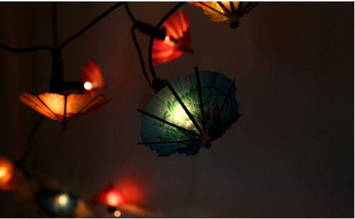 cách làm đèn ngủ bằng ô cắm kem