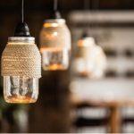 Hướng dẫn làm đèn treo trần nhà bằng dây thừng