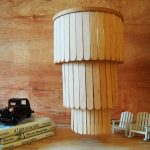 Hướng dẫn cách làm đèn treo đơn giản từ que kem gỗ