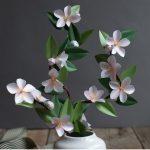 Hướng dẫn trang trí nhà xinh đơn giản từ hoa giấy