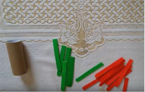 cách làm hộp bút bằng que kem gỗ