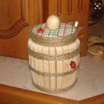Hướng dẫn làm hộp đựng đơn giản bằng kẹp gỗ