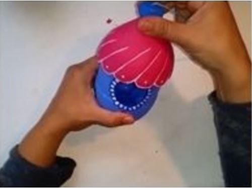 cách làm lồng chin bằng chai nhựa
